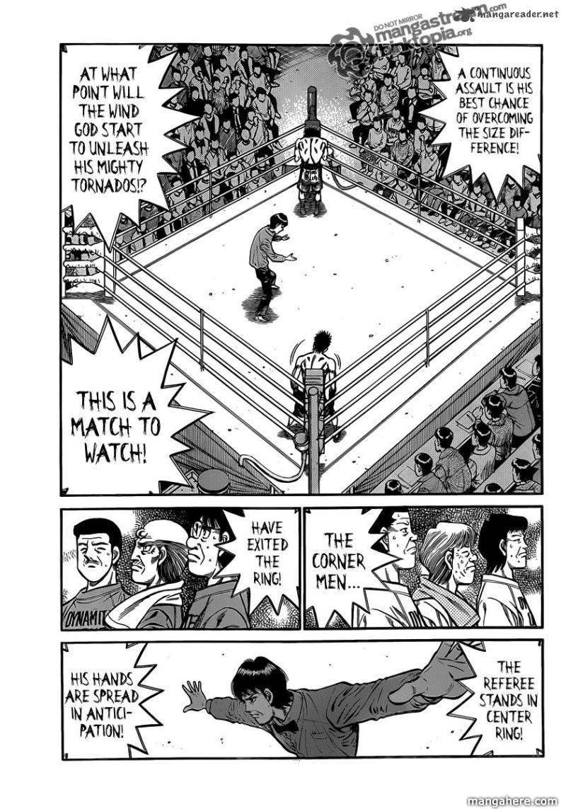 Hajime no Ippo 933 Page 3