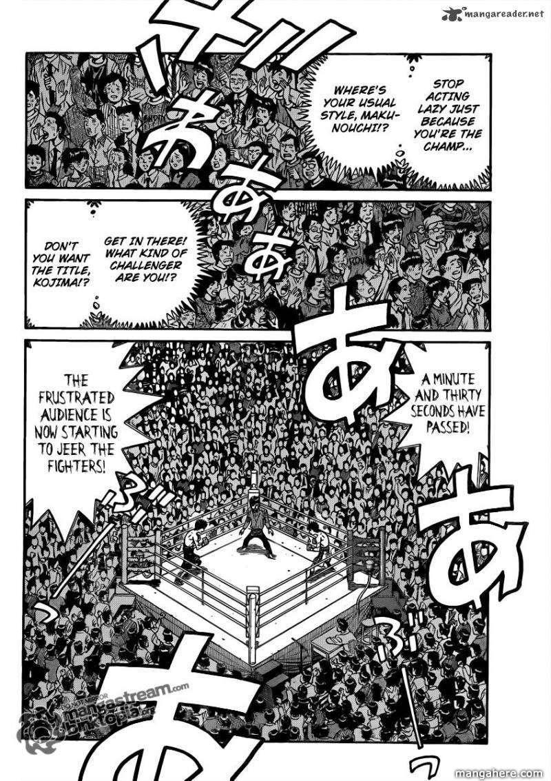 Hajime no Ippo 935 Page 2