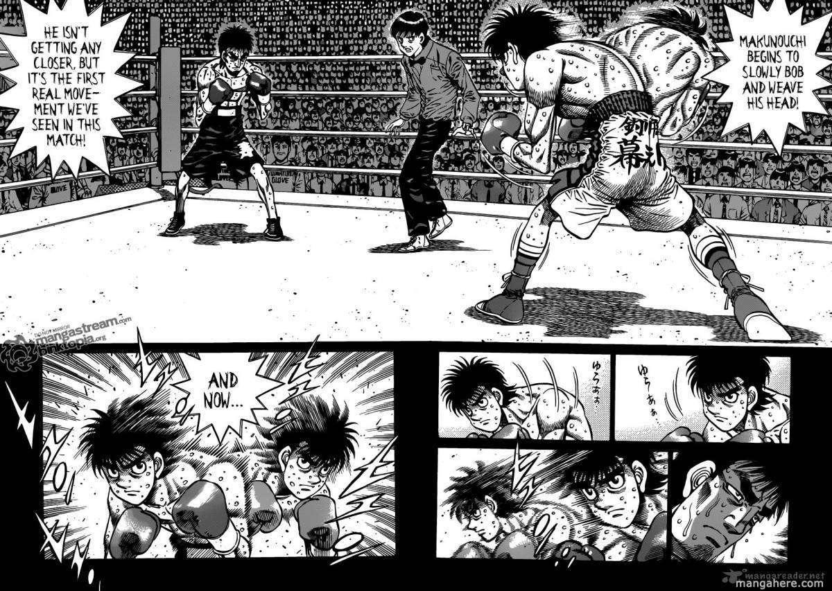 Hajime no Ippo 936 Page 2