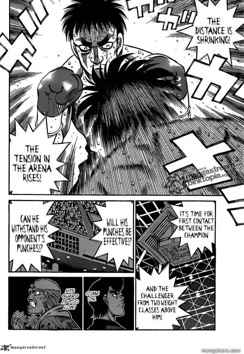 Hajime no Ippo 937 Page 2