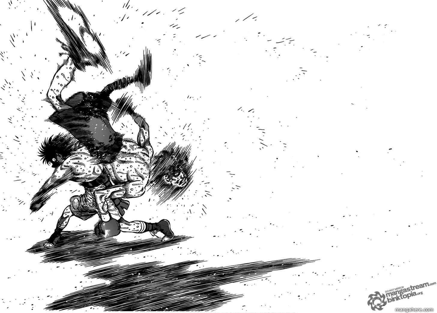 Hajime no Ippo 939 Page 9