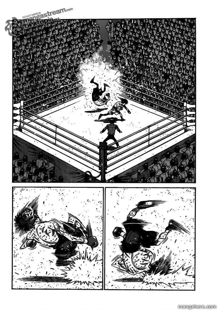 Hajime no Ippo 939 Page 10