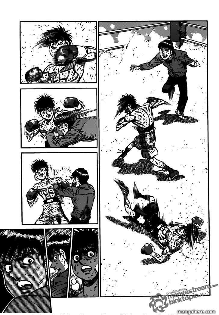 Hajime no Ippo 939 Page 11