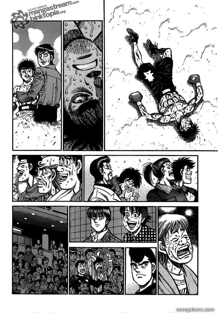 Hajime no Ippo 939 Page 12