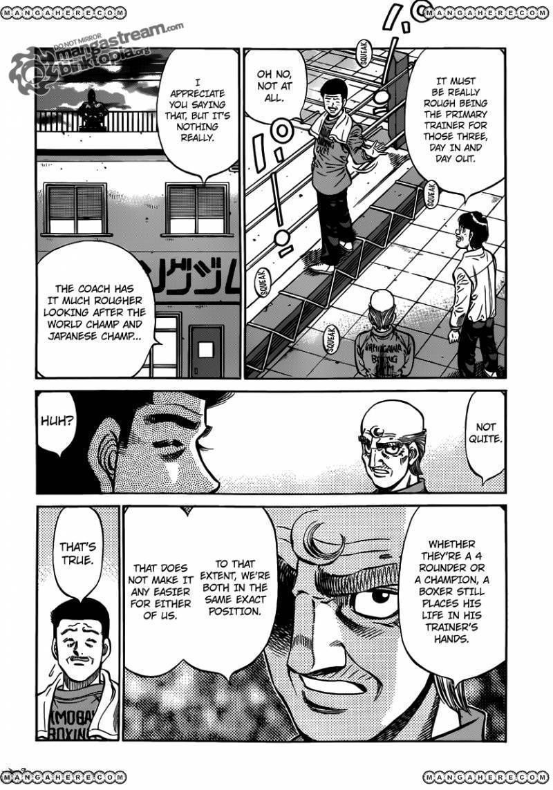 Hajime no Ippo 948 Page 3