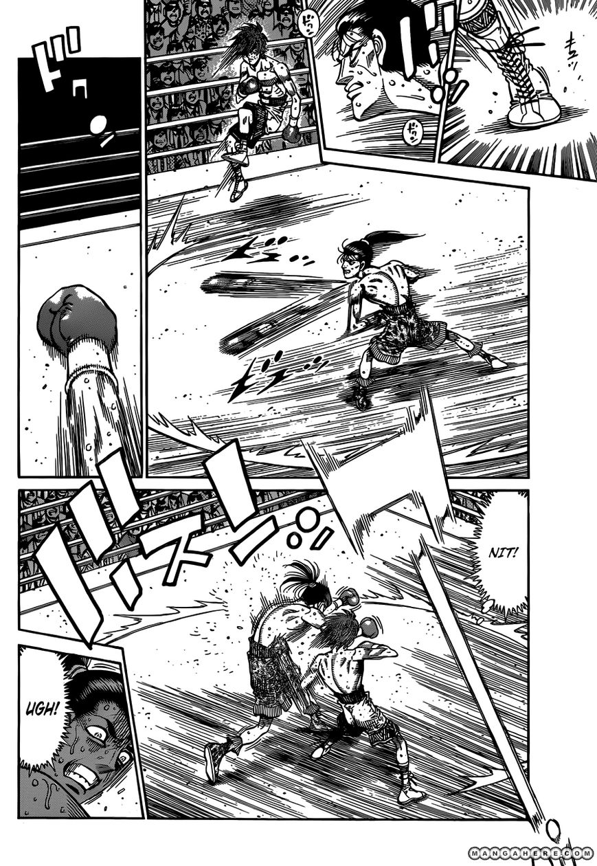 Hajime no Ippo 966 Page 3