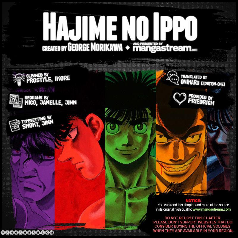 Hajime no Ippo 987 Page 2