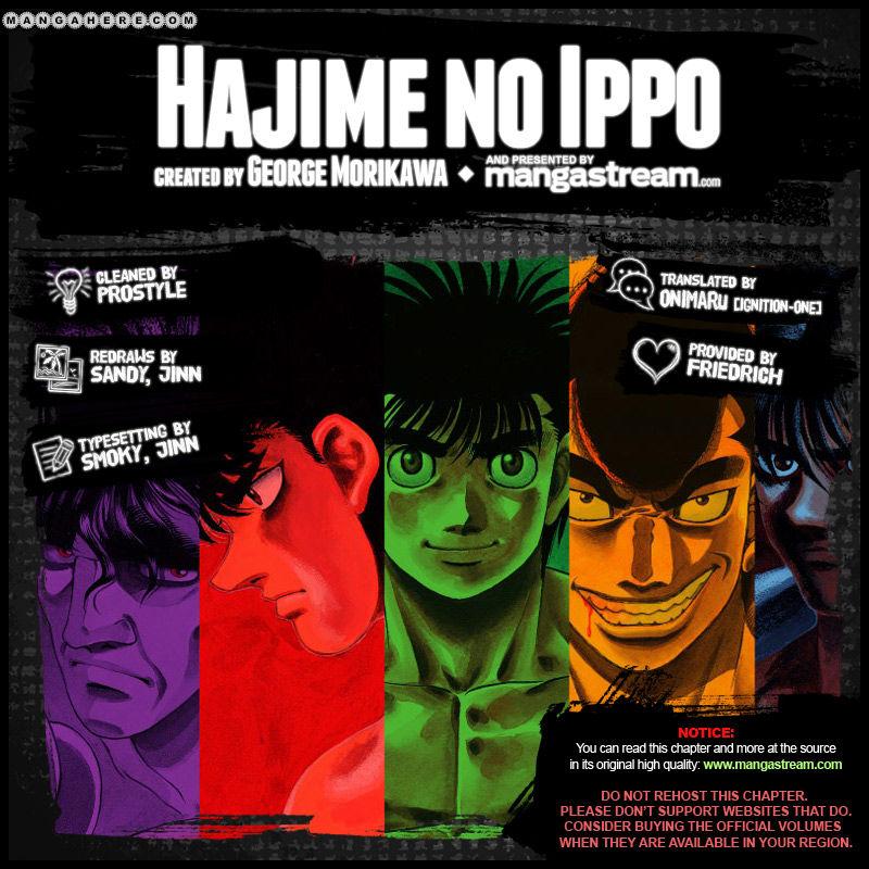 Hajime no Ippo 993 Page 2