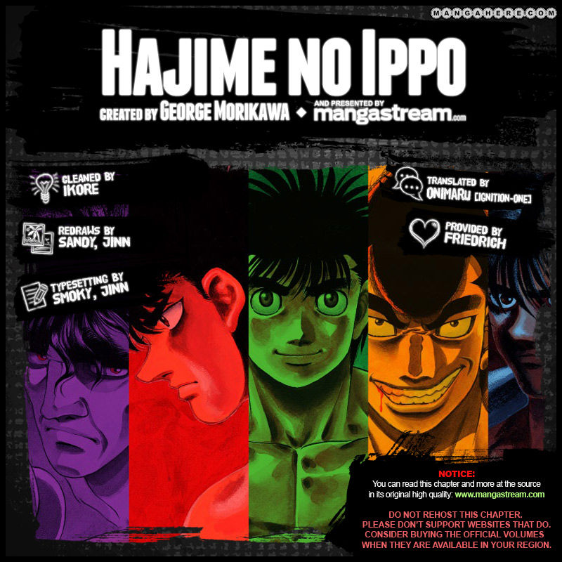 Hajime no Ippo 994 Page 2