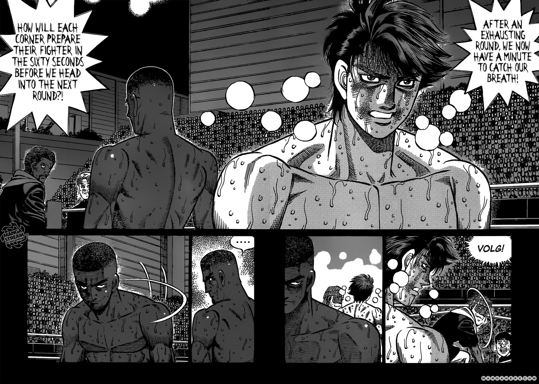 Hajime no Ippo 998 Page 3