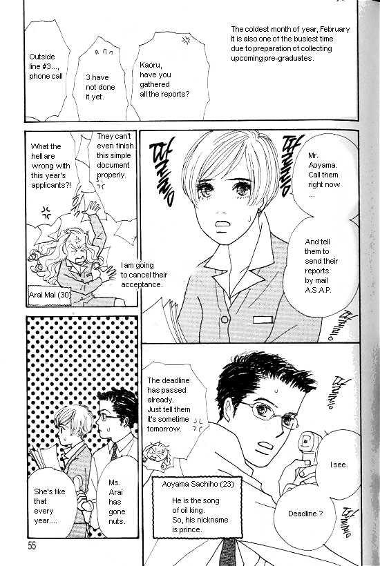 Kimi Kara no Resume 11 Page 2