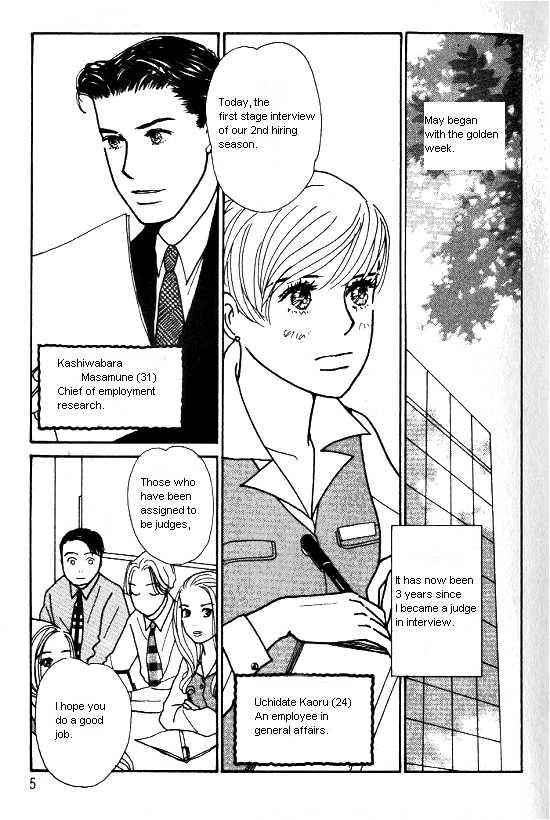 Kimi Kara no Resume 13 Page 2
