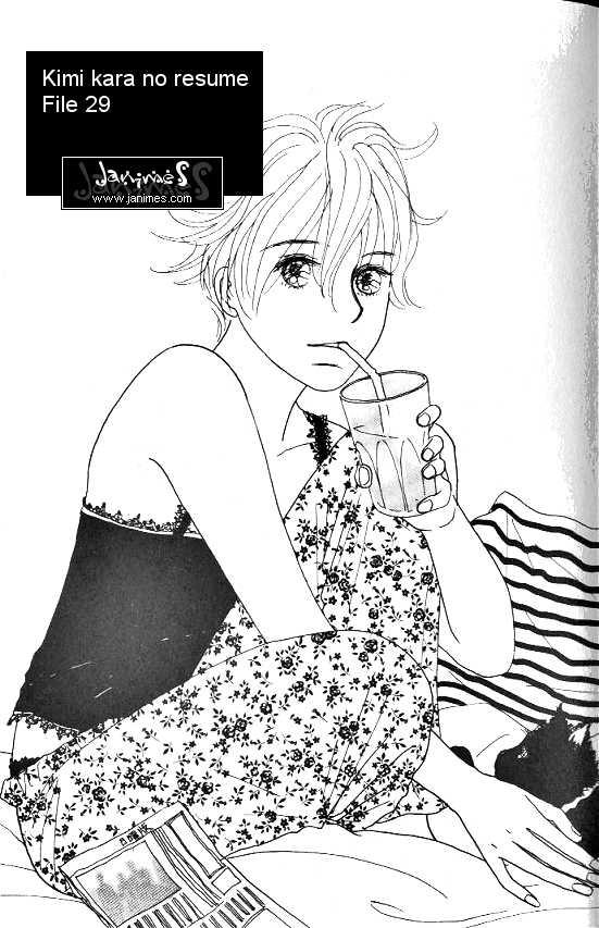 Kimi Kara no Resume 29 Page 2