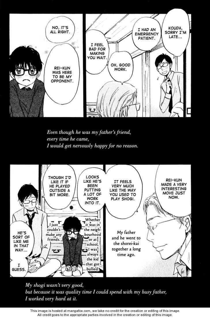 Sangatsu No Lion 9 Page 4
