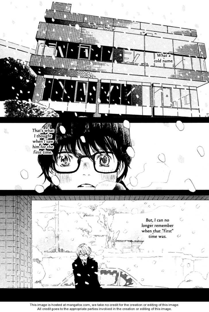 Sangatsu No Lion 12 Page 3