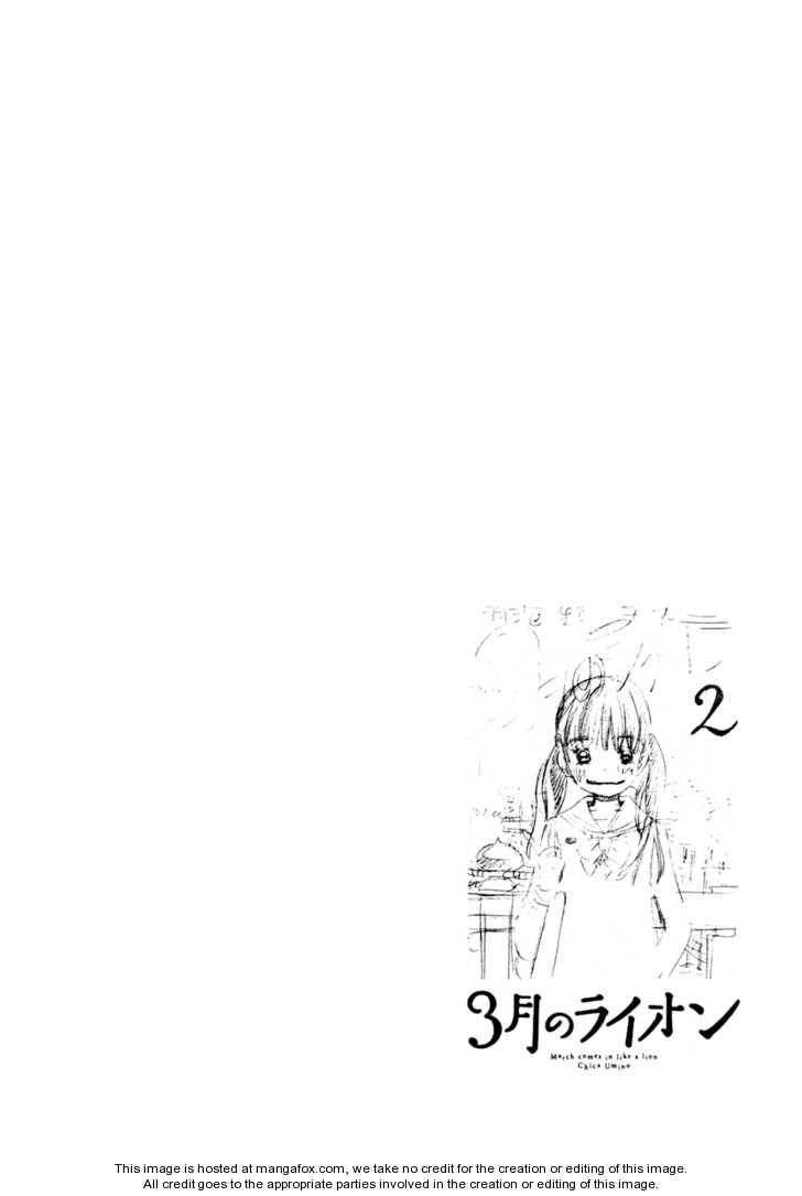 Sangatsu No Lion 14 Page 3