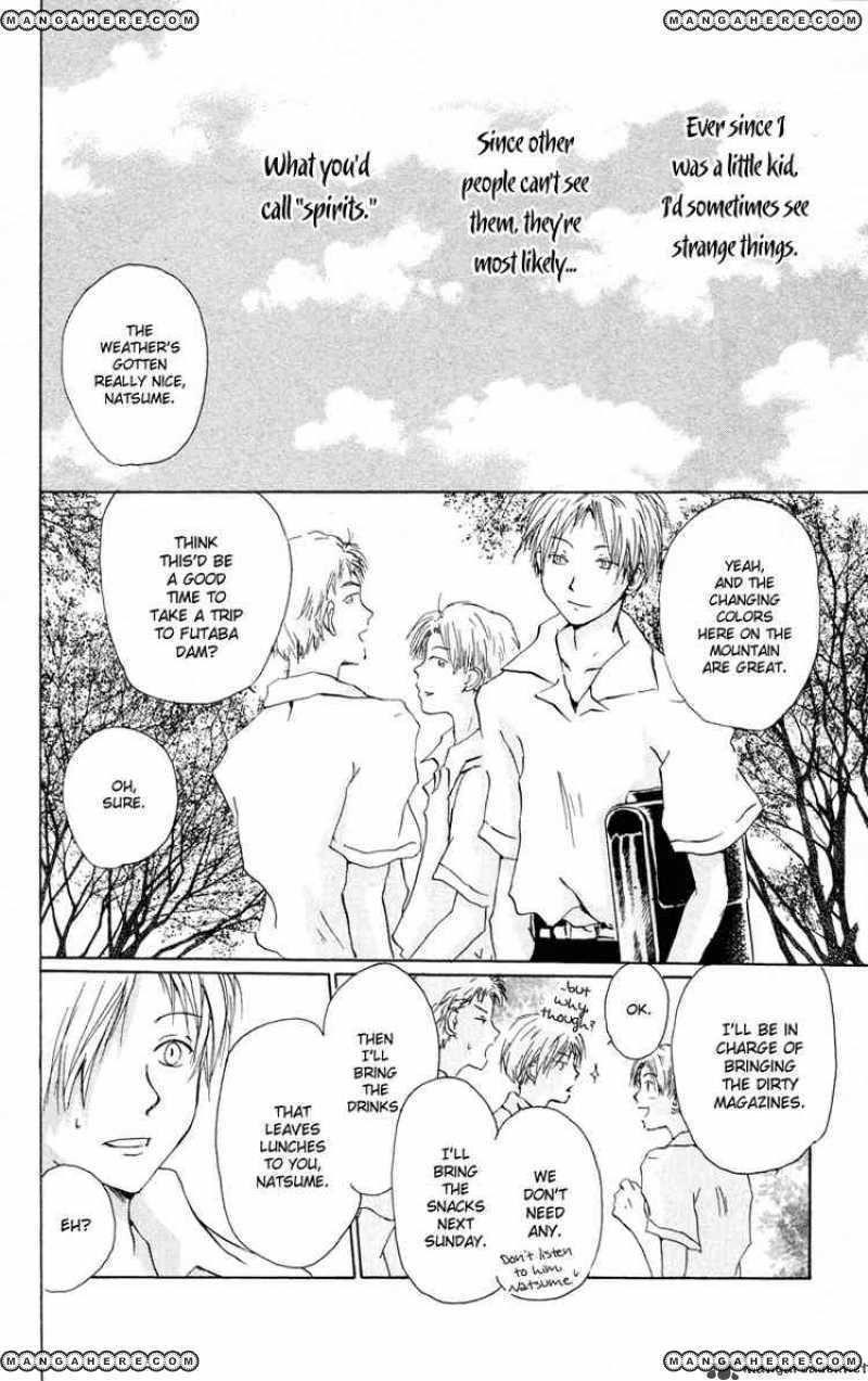 Natsume Yuujinchou 6 Page 2