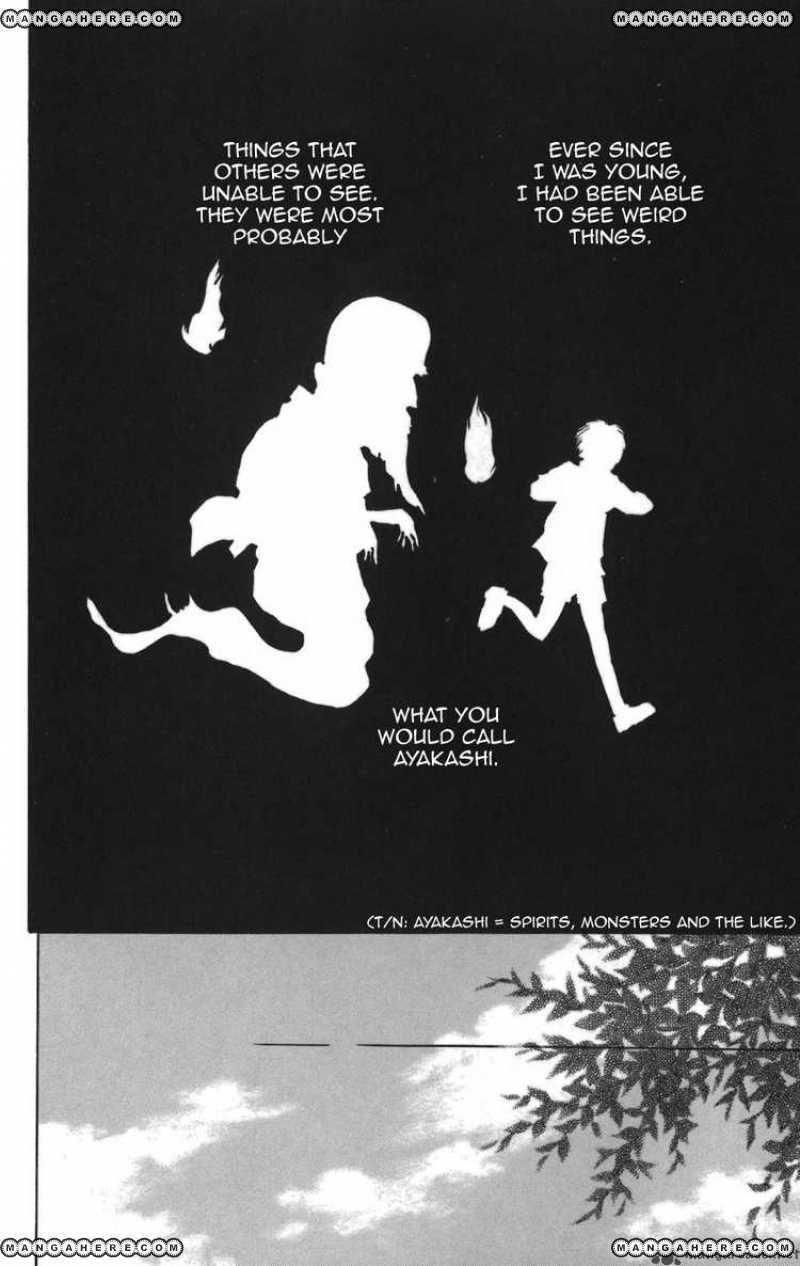 Natsume Yuujinchou 11 Page 2