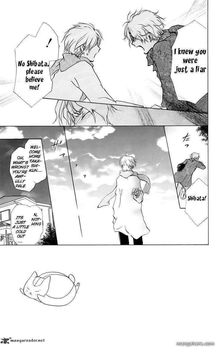 Natsume Yuujinchou 38 Page 3