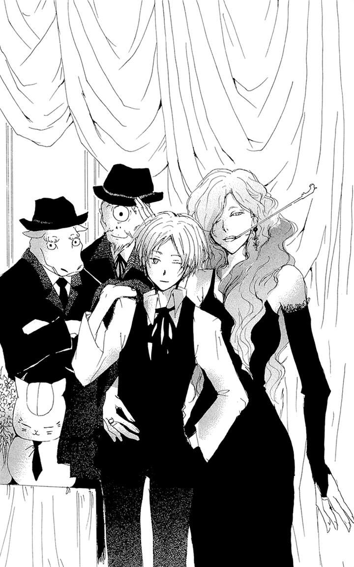 Natsume Yuujinchou 70 Page 2