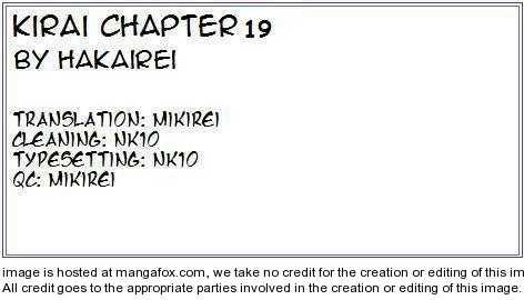 Kirai 19 Page 1