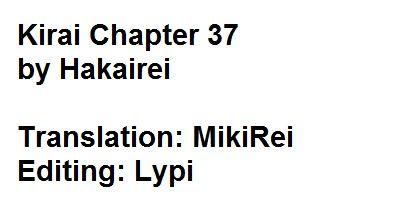 Kirai 37 Page 1