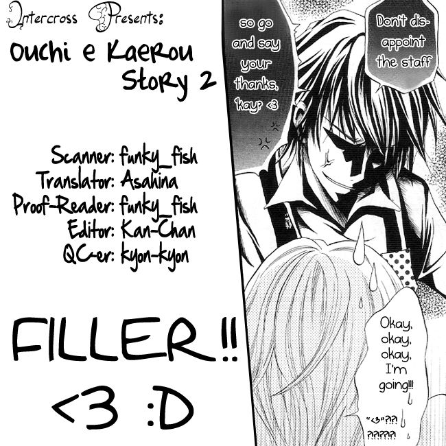 Ouchi e Kaerou 3.2 Page 2