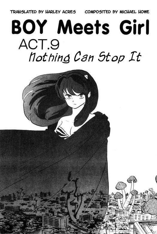 Urusei Yatsura 364 Page 1