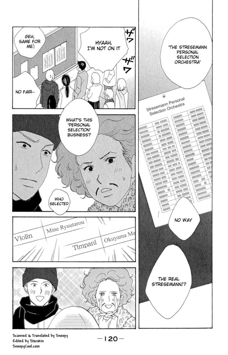Nodame Cantabile 11 Page 2