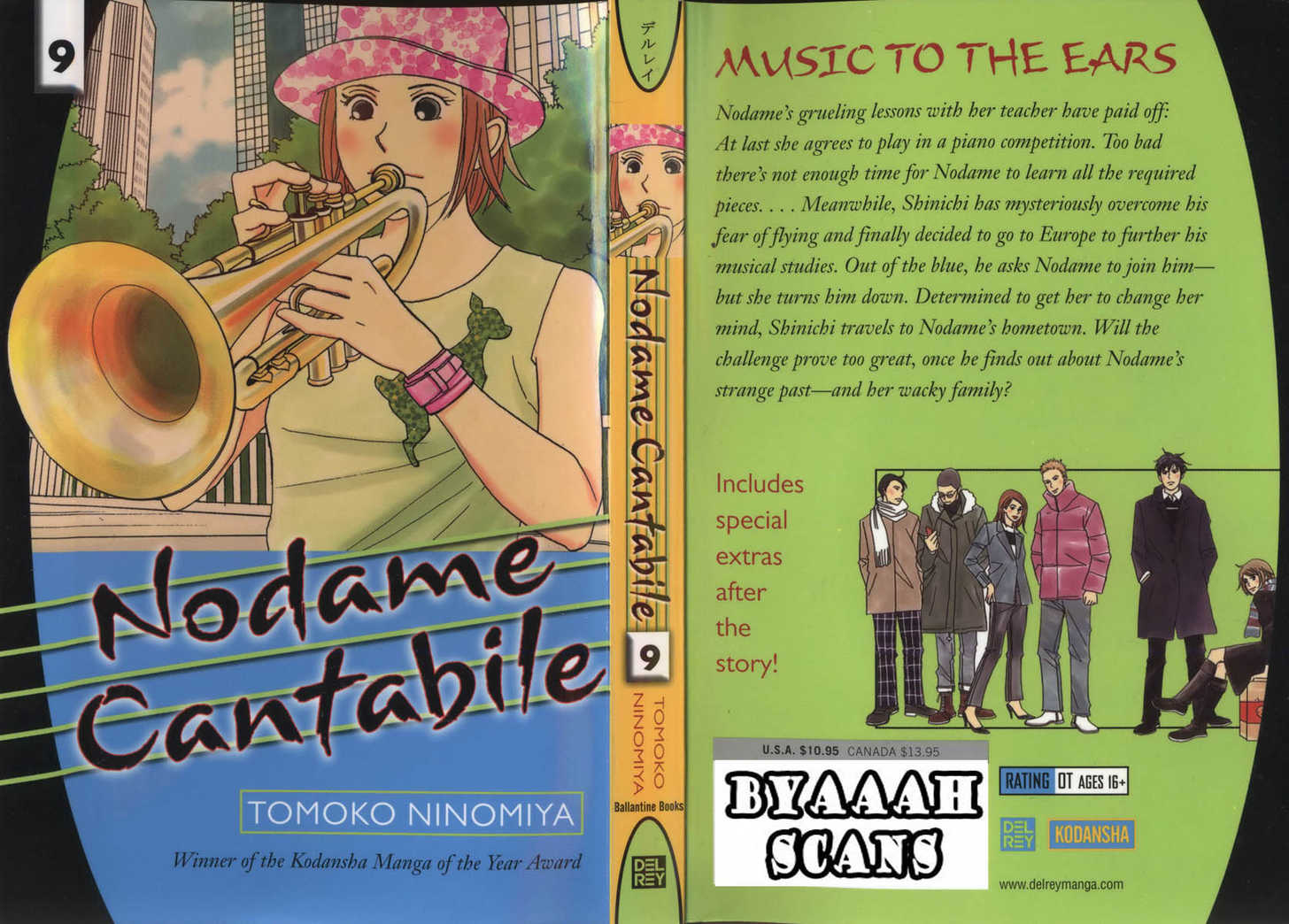 Nodame Cantabile 47 Page 1