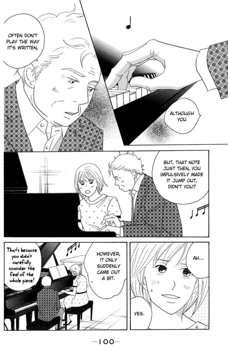 Nodame Cantabile 80 Page 3