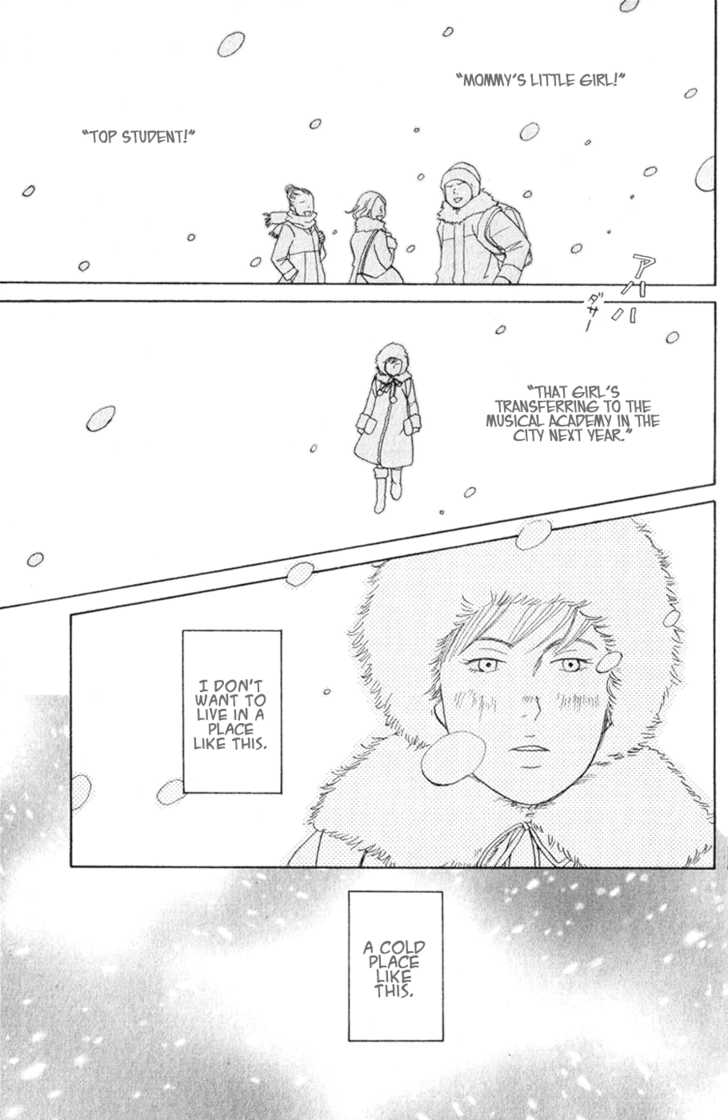 Nodame Cantabile 110 Page 3