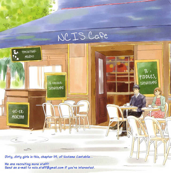 Nodame Cantabile 119 Page 2