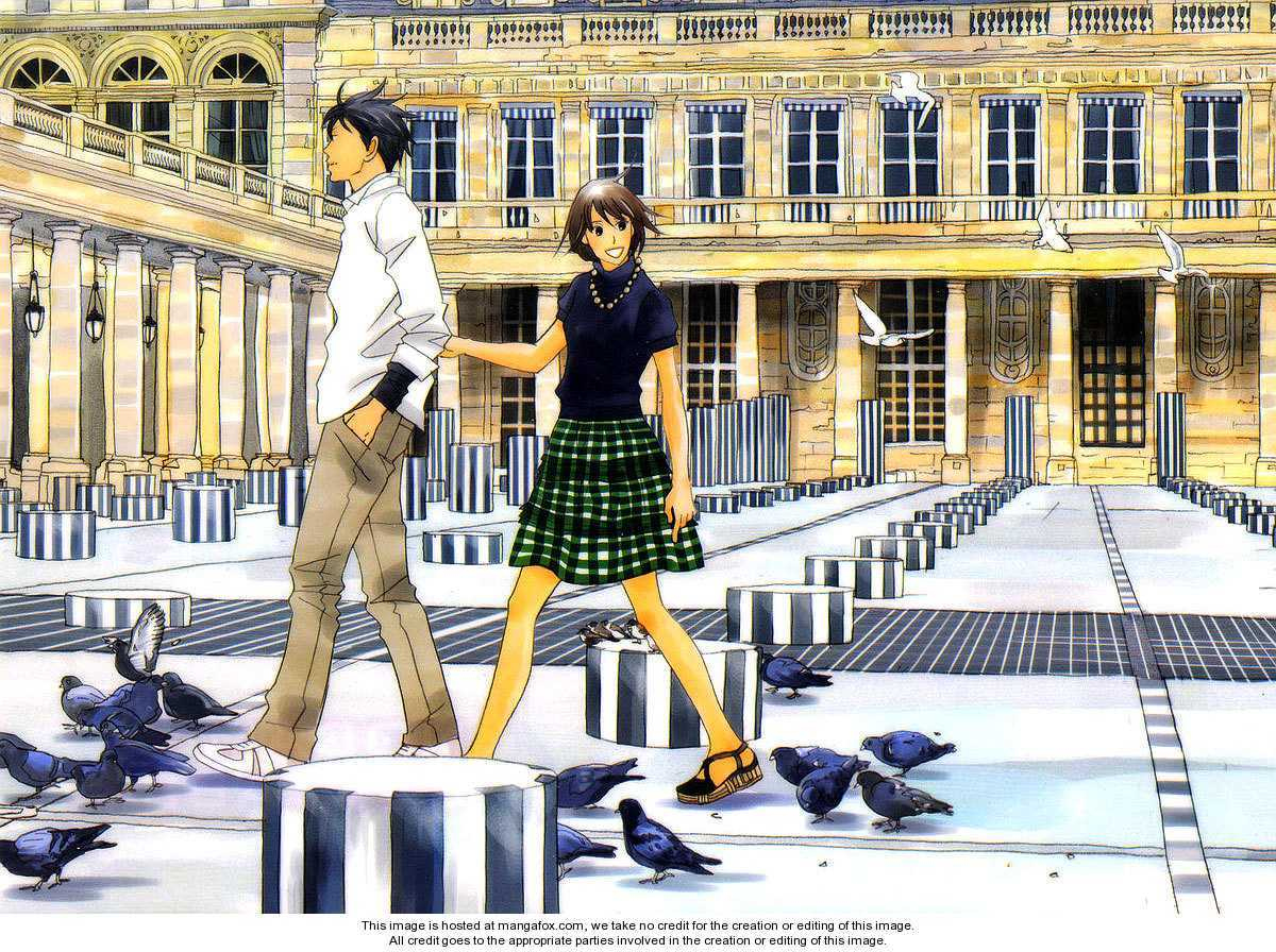 Nodame Cantabile 127 Page 2