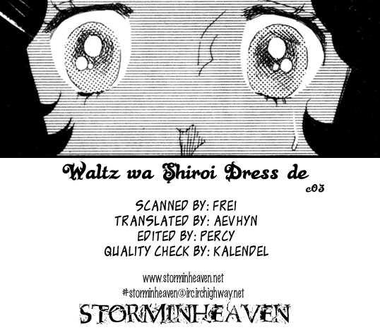 Waltz wa Shiroi Dress de 3 Page 1