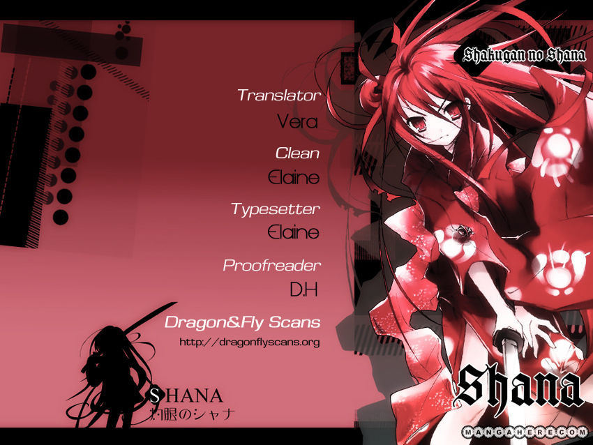 Shakugan no Shana 19 Page 1