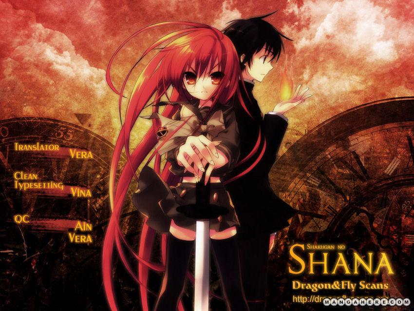 Shakugan no Shana 30 Page 1