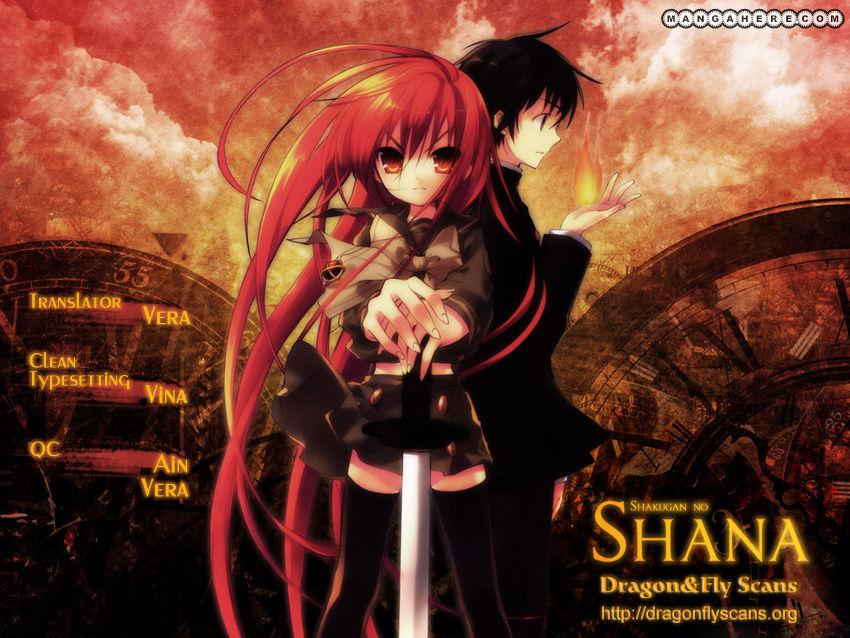 Shakugan no Shana 68.5 Page 1