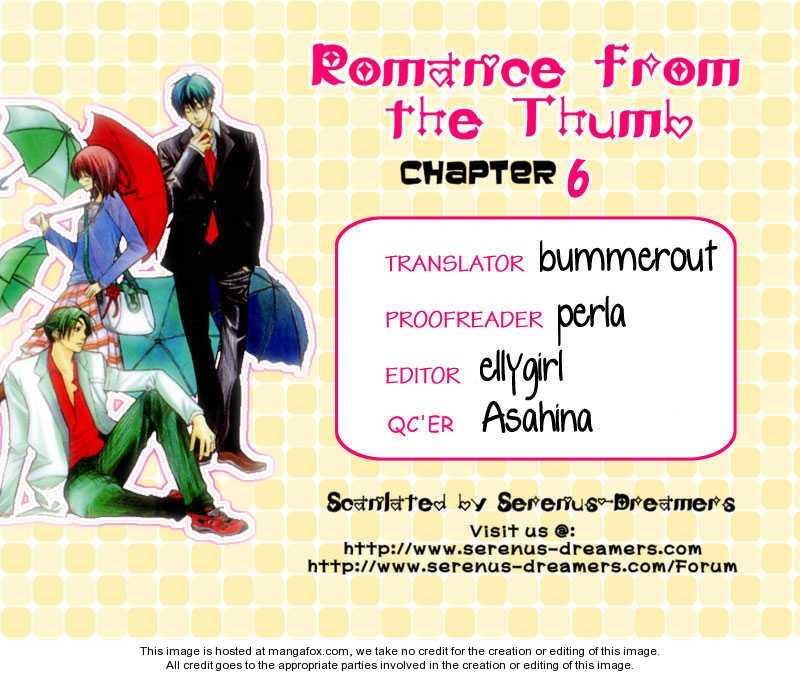 Oyayubi kara Romance 6 Page 1