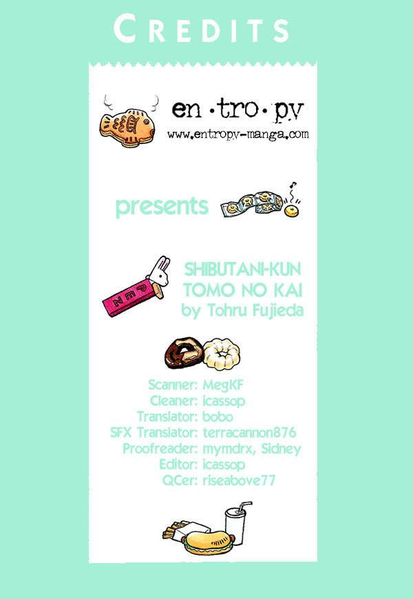 Shibutani-kun Tomo no Kai 15 Page 2