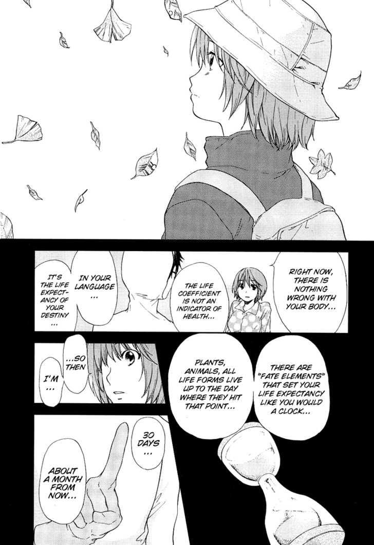 Kashimashi - Girl Meets Girl 21 Page 3