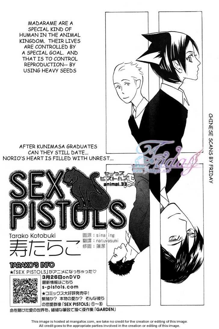 Sex Pistols 33 Page 1