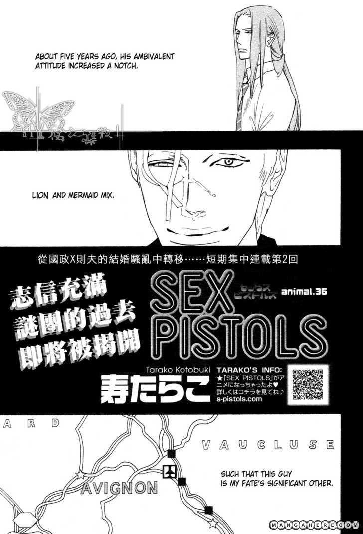 Sex Pistols 36 Page 3