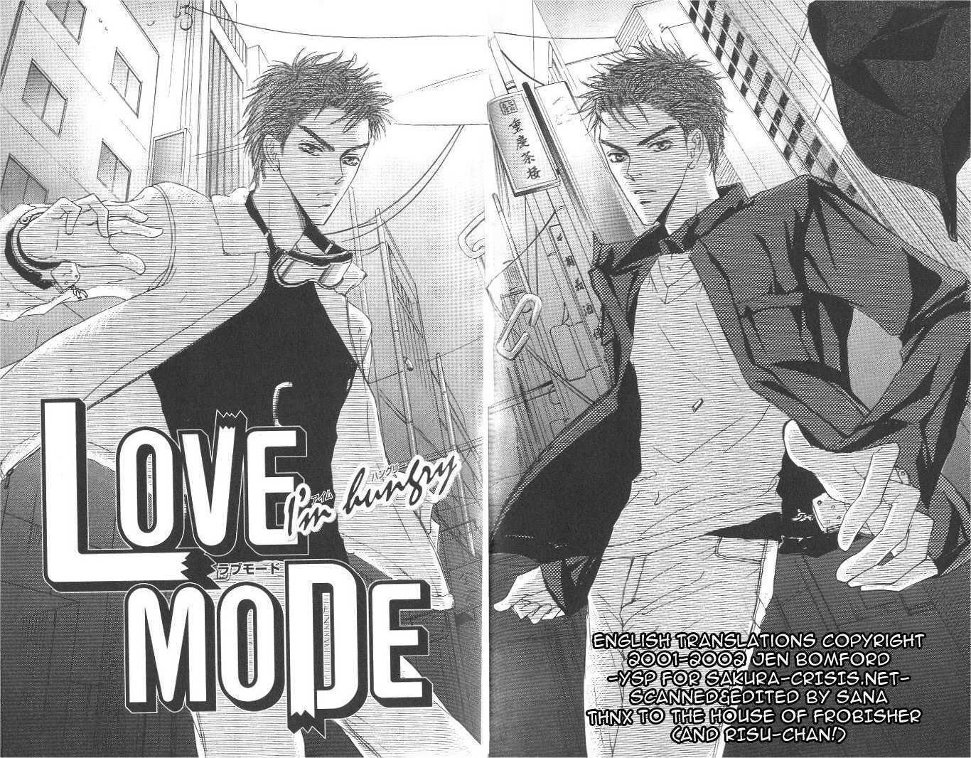 Love Mode 2 Page 3