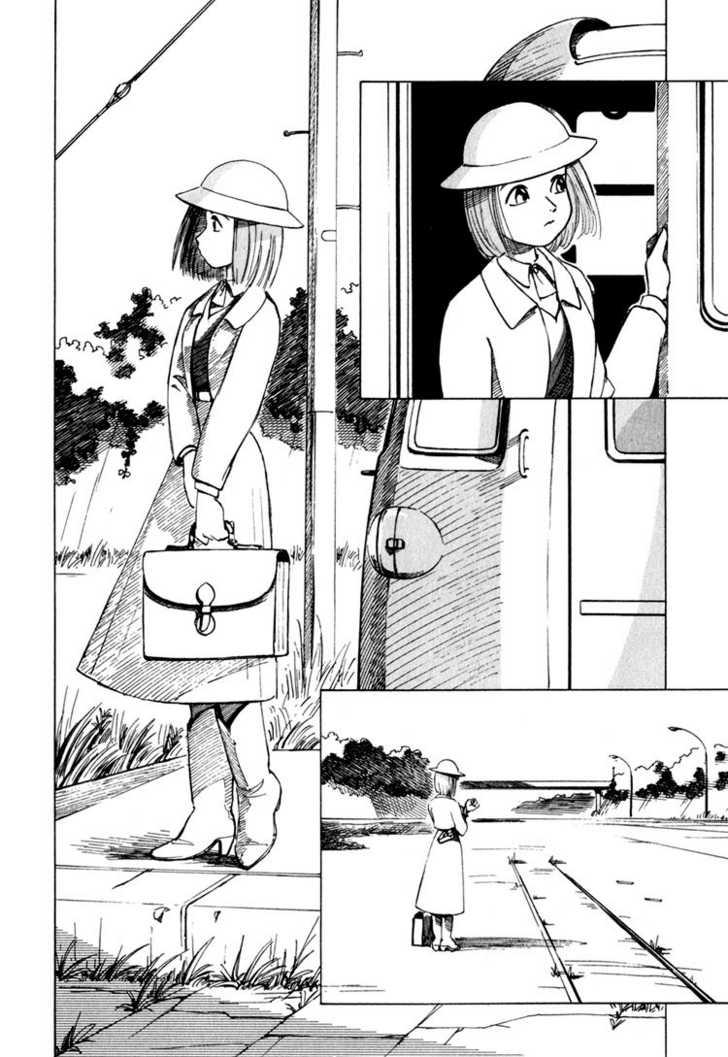 Yokohama Kaidashi Kikou 7 Page 3