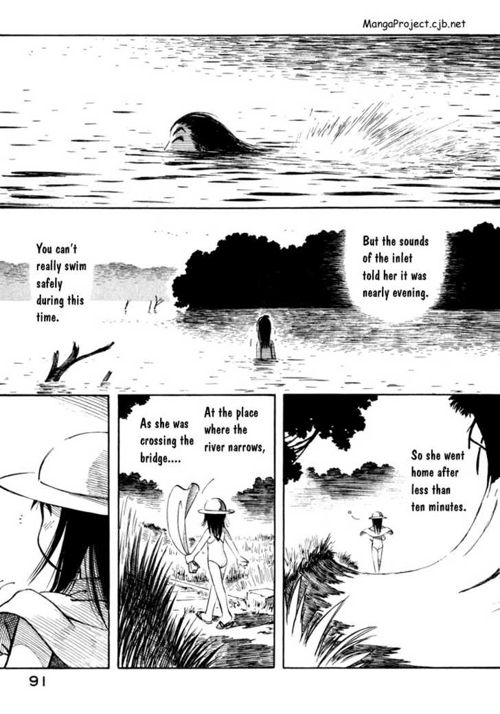 Yokohama Kaidashi Kikou 8 Page 3