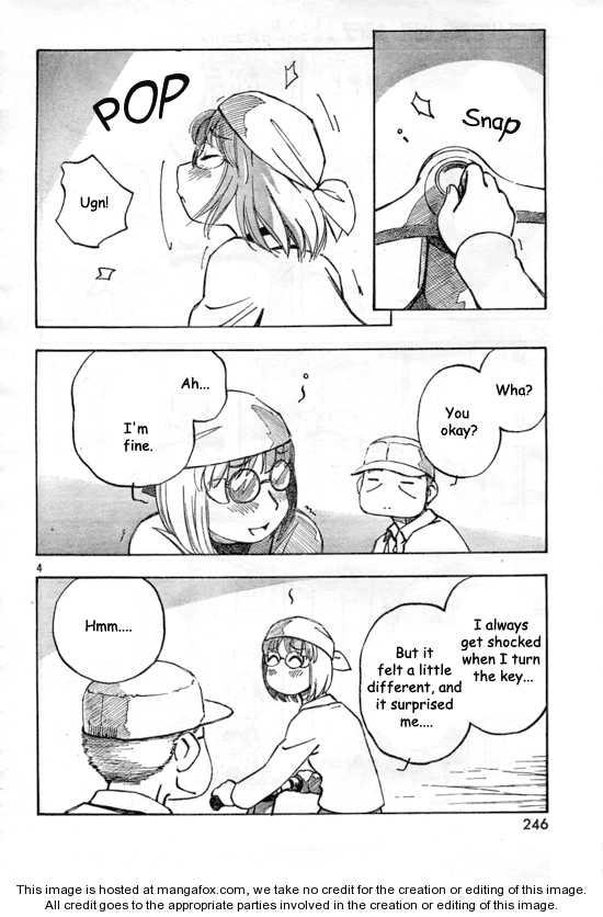 Yokohama Kaidashi Kikou 8 Page 4