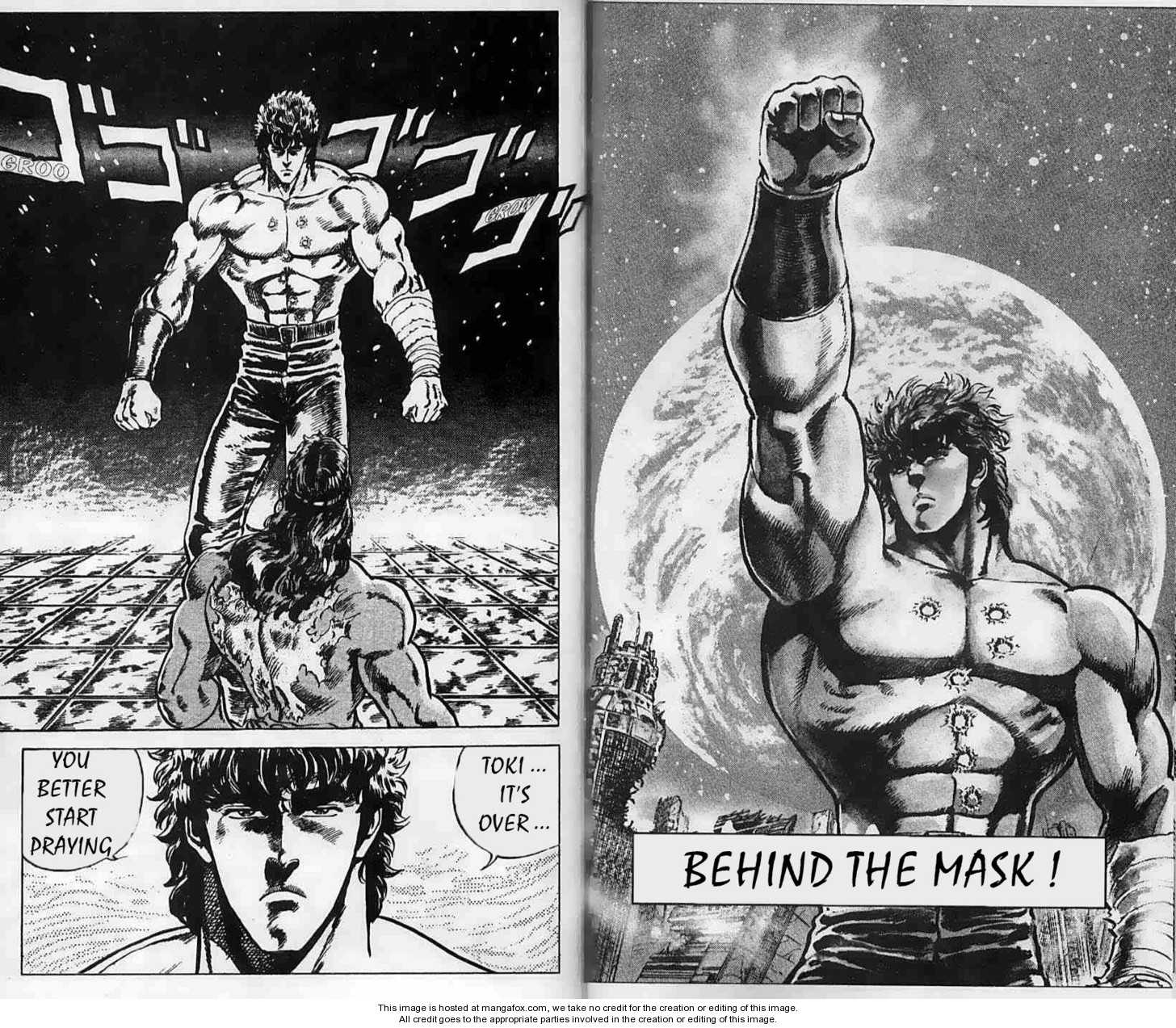 Fist of the North Star 6 Page 2