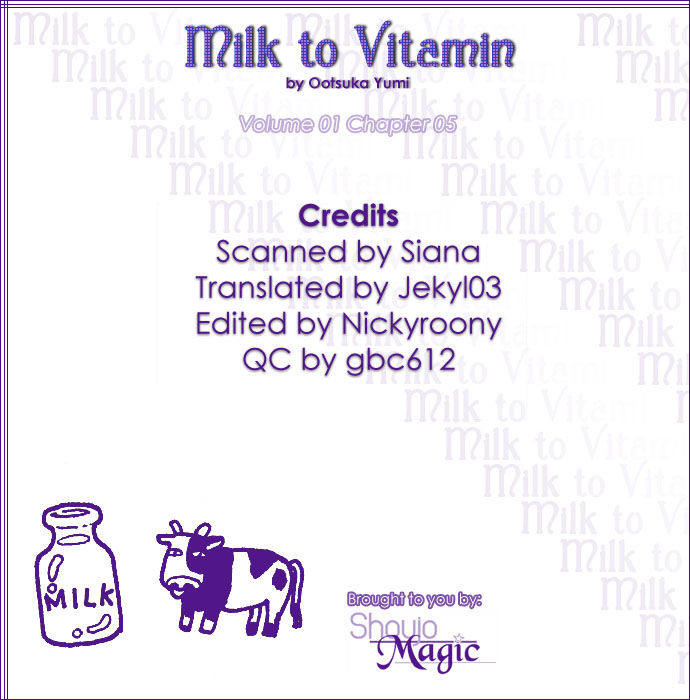 Milk To Vitamin 8 Page 2