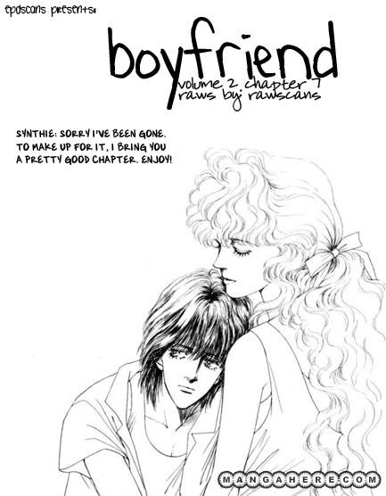 Boyfriend (SOURYO Fuyumi) 7 Page 1